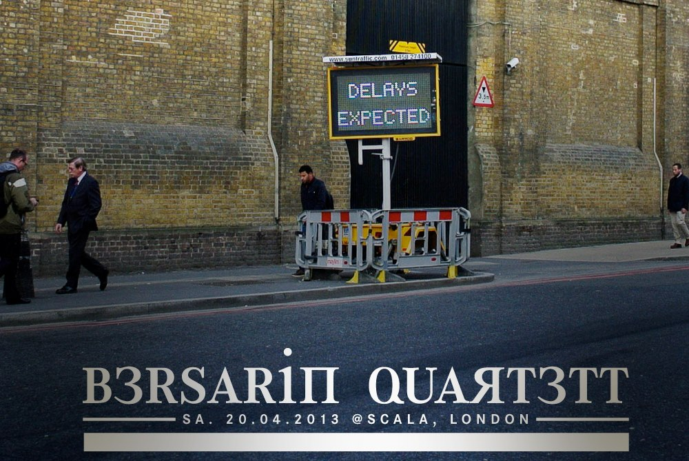 London, Bersarin Quartett